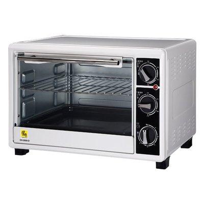*好運達網路家電館*【鍋寶】26L雙溫控炫風電烤箱 OV-2600-D 新北市