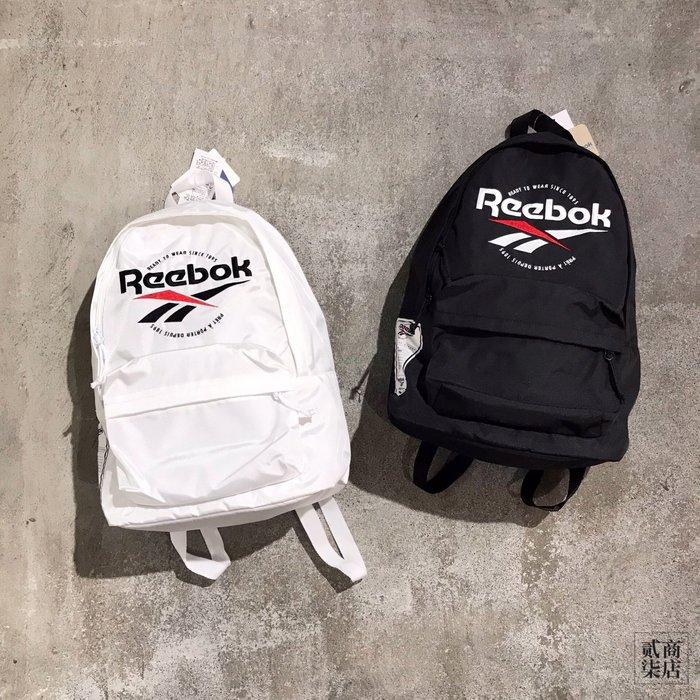 (貳柒商店) Reebok Classics RTW BP 經典 復古 後背包 書包 白 ED1297 黑 ED1295