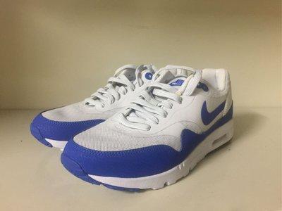 Nike Air Max Ultra Essentials 白藍 輕量 休閒運動鞋