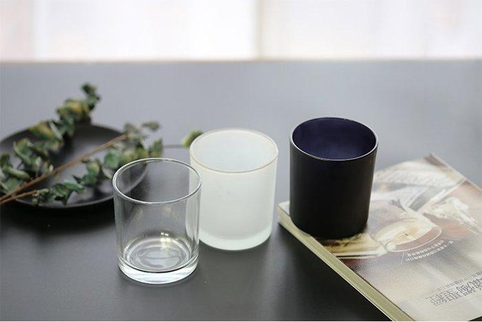 香薰蠟燭玻璃空杯☆ VITO zakka ☆香氛蠟燭空杯