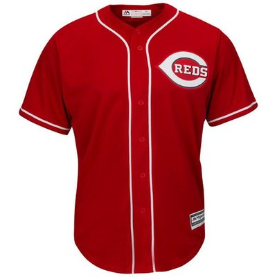 MLB 美國職棒大職盟 辛辛那提 紅人隊 Cincinnati Reds 背號19號 Votto 青年版 棒球衣