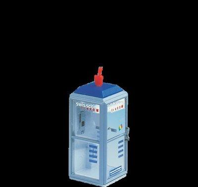 傑仲 博蘭 公司貨 BRAWA 燈具組 Telephone box Swisscom 5449 HO