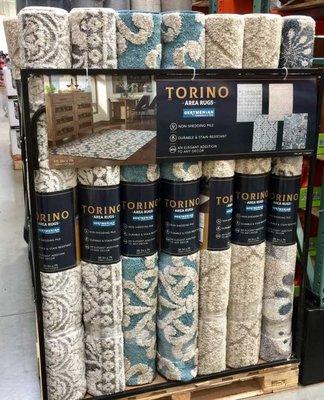 TORINO AREA RUG 土耳其製進口地毯 #1126643 好客多歐美生活百貨