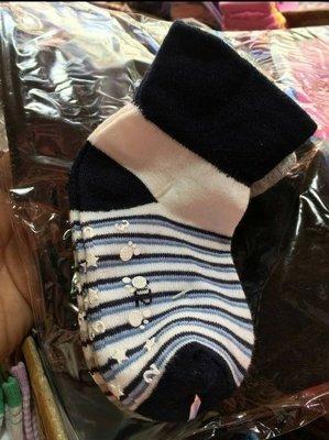 【3雙】S-SOCKs-條紋系列襪子-兒童襪專用 /小孩襪/止滑襪/短襪/棉襪/卡通襪/女襪/男襪/可愛襪