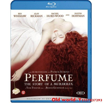 Old world~Perfume The Story of a Murderer 英語中英字藍光碟BD50 DVD