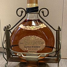 Super Nikka Whisky Rare Old with Bottle Stand 3L