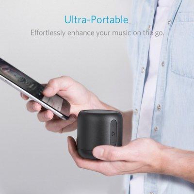 Anker SoundCore MINI 5W 無線藍芽喇叭 迷你 便攜 藍牙音箱 喇叭 藍芽喇叭 藍芽音響【全日空】