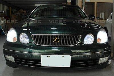 威德汽車精品 LEXUS GS300 IS200 大燈 霧燈 裝HID 18個月長期保固 效果100分 GS300