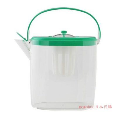 現貨 K4 31 日本製 ARNEST 耐熱 耐冷 泡茶 冷泡茶 茶壺 手提壺 水壺 ☆ mo羽小舖