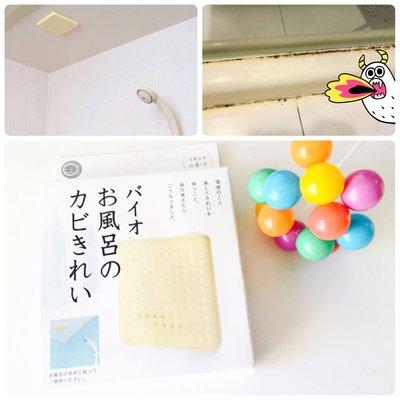 實店 現貨 日本 BIO Clean up series 防霉除臭盒 (浴室天花板用) 浴室 廁所 防霉盒 包郵