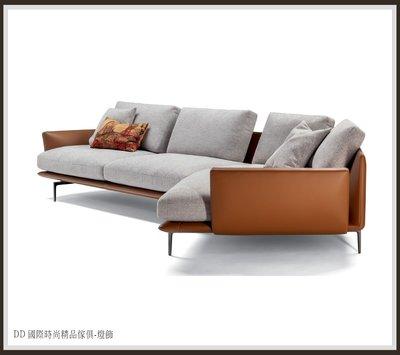 DD 國際時尚精品傢俱-燈飾 Poltrona Frau GET BACK (復刻版)L型沙發