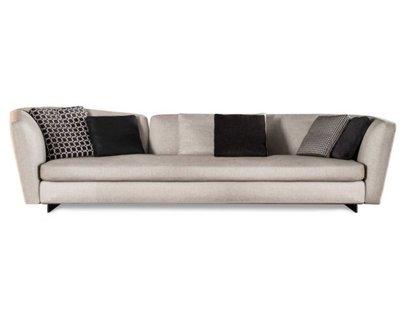 [米蘭諾家具]訂製款 複刻MINOTTI Lounge Seymour 沙發 高級進口布料沙發 台灣嚴選製造