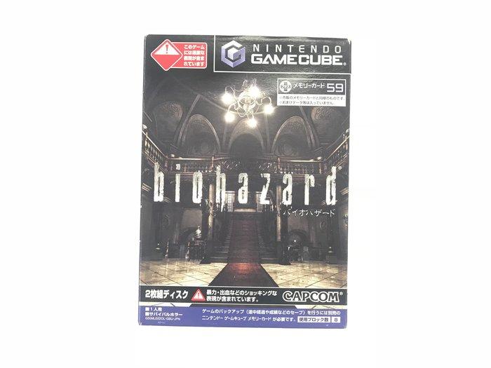 NGC 惡靈古堡 Biohazard 純日版 免運費