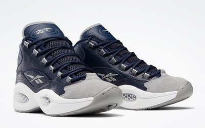 "日本代購 Reebok Question Mid ""Georgetown"" FX0987 男鞋(Mona)"