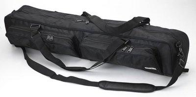呈現攝影-德國Phottix 加厚燈架袋95cm 腳架背袋 提袋 有外口袋 固定帶 燈腳架 滑軌 離機閃