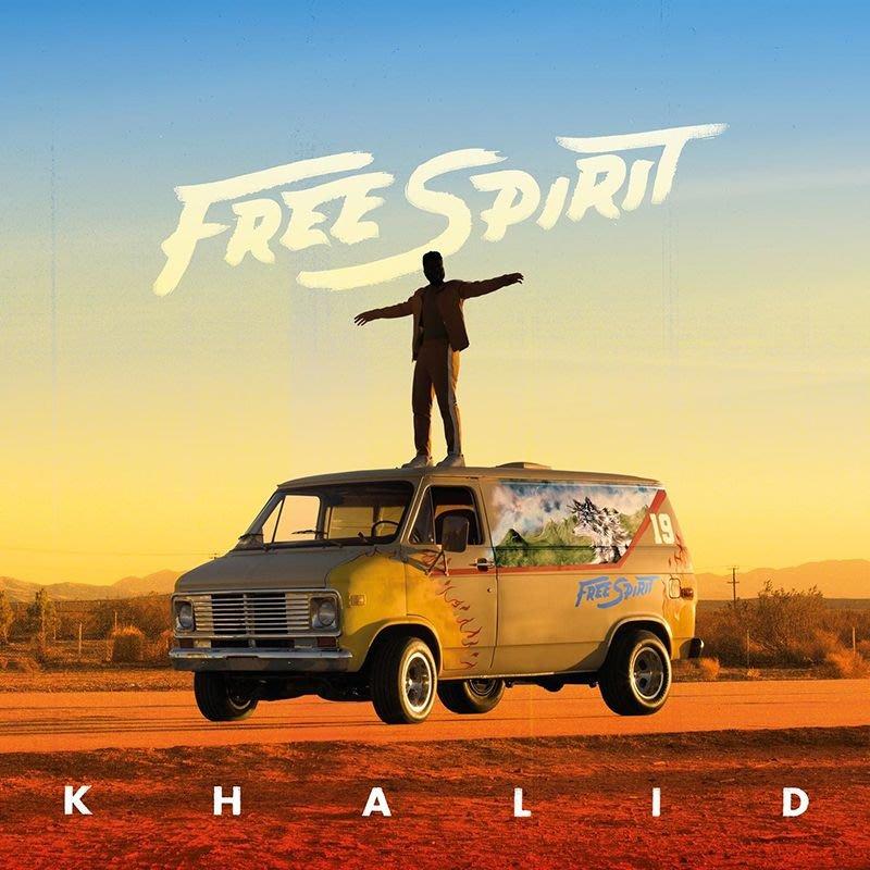 自由靈魂 (進口) Free Spirit / 凱利德 Khalid ---19075919372