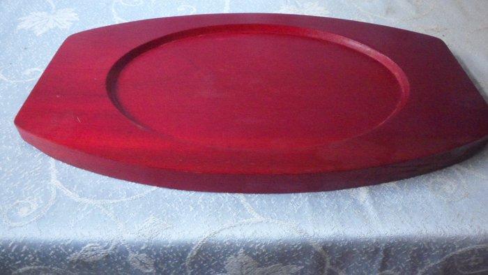紫色小館10-------原木盤