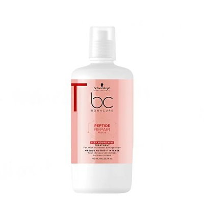 【美妝行】Schwarzkopf 施華蔻 BC 極緻修護胜肽潤澤髮膜 750ML 受損髮質適用
