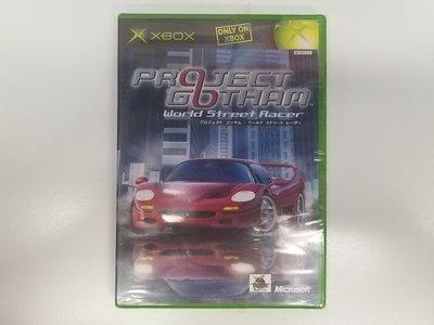 【米舖GAME】 全新 XBOX Project Gotham Racing PGR World Street Racer 賽車 日版