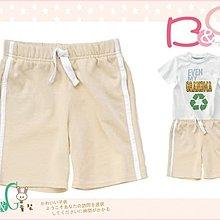 【B& G童裝】正品美國進口Crazy8駝色運動短褲18-24mos,2yrs