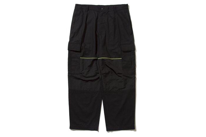 [ LAB Taipei ] REMIX '19 S/S BDU PANTS  [ 黑 ]