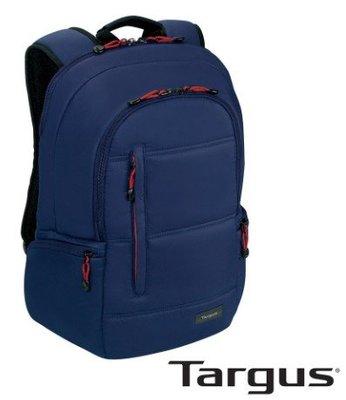 泰格斯Targus Crave II 渴望後背包15吋 深藍 筆電包(for MacBook)