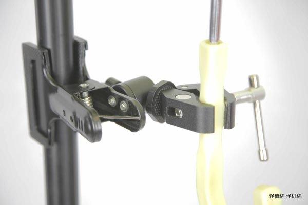 WU3 第三隻手 專業 攝影傘架 攝錄影傘架 EFP 傘架 多功能怪手夾 大蟹鉗 萬向夾