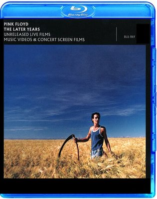 Pink Floyd Music Videos & Concert Screen Films (藍光BD50)@XI31227