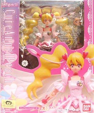 日本正版萬代S.H.figuarts SHF 光之美少女 幸福精靈Fresh 愛情精靈 天使精靈 可動 公仔 日本代購