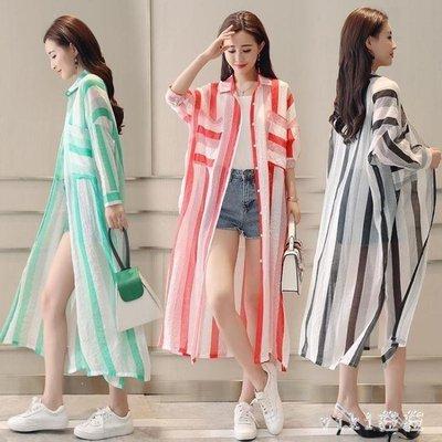 YEAHSHOP 風衣女 韓版夏季薄款防曬女式士Y185