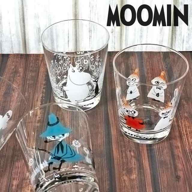 居家 ◎ 日本YAMAKA 日本製 moomin 玻璃杯 260ml