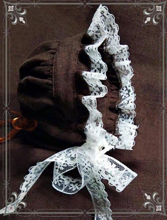 乾一^米家^现货【欧式宫廷】BJD娃娃衣舍3468分巨婴陶瓷宝宝帽色随衣
