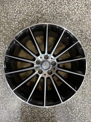 賓士  正原廠 AMG 20吋鋁圈 E43 W213  一組