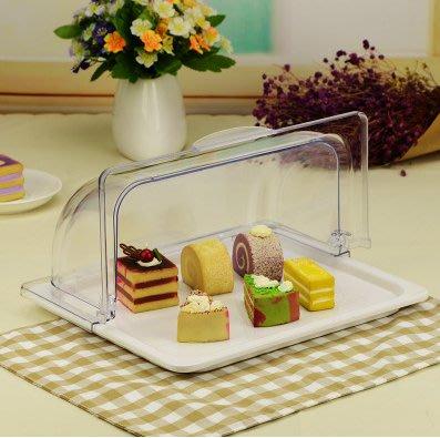 **Lucky** 時尚創意小號試吃盤密胺託盤蛋糕點心水果盒麵包託盤展示盤