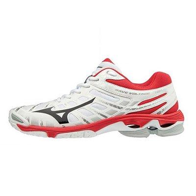 MIZUNO 19FW 高階 男排球鞋 WAVE VOTAGE系列 V1GA196008 贈排球襪【樂買網】