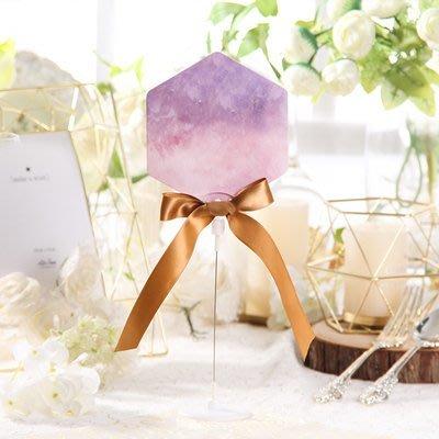 新款 歐美 創意 婚禮用品 席位卡 桌卡 桌牌 簽到台 婚慶用品道具 菱形款