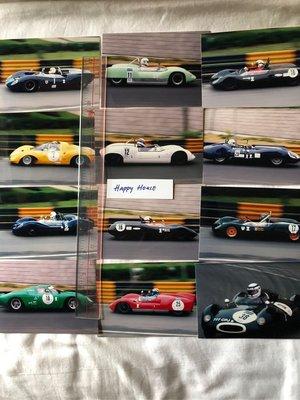大賽車澳門格蘭披治照片12張細相Racing cars photos