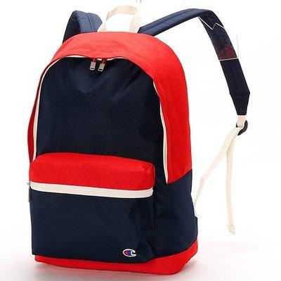 【Mr.Japan】日本限定 champion 冠軍 後背包 素色 簡約 基本款 包包 包 紅x藍 預購款 台北市