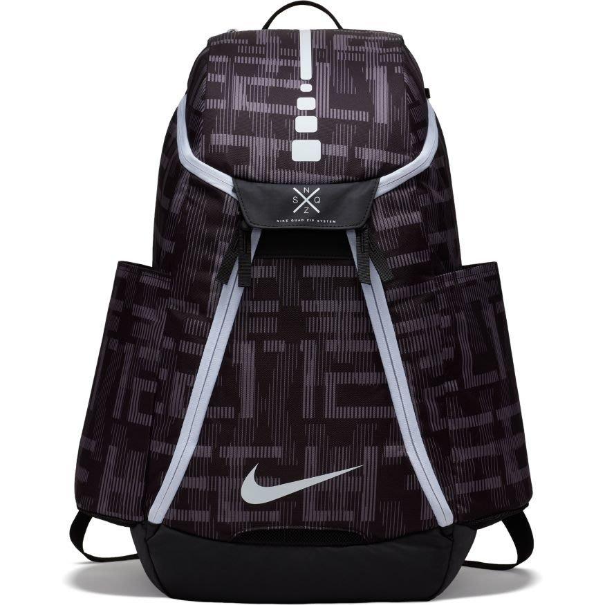 Nike Hoops Elite Max Air Graphic 籃球後背包黑色BA5260-013 be31bf416a