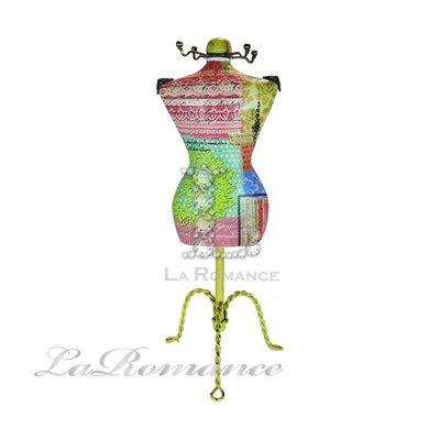 【芮洛蔓 La Romance】絢麗人體造型首飾架 / 項鍊架 / 造型飾品架