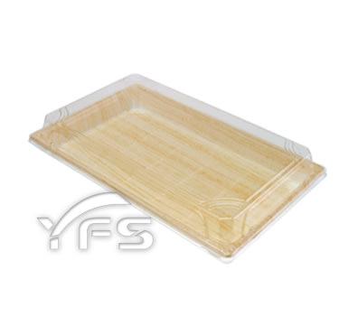 TS壽司盒(薰衣草/白木紋/黑) (外帶餐盒/水果盒/手捲盒/冷盤/沙拉/生魚片/塑膠餐盒)