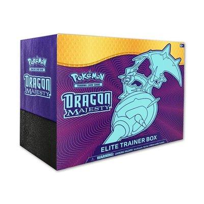 Pokemon TCG Elite Trainer Box - Dragon Majesty