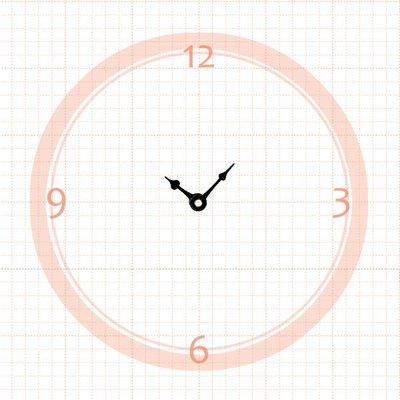 【鐘點站】J030022 分針3公分 / 時針2.2 公分 DIY 時鐘 掛鐘 鐘針/ SKP壓針機芯 專用指針