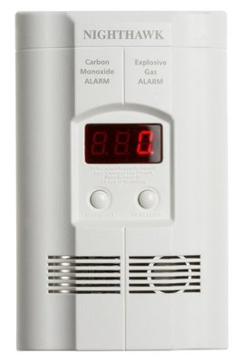 《消防水電小舖》 Kidde瓦斯及一氧化碳兩用警報器KN-COEG-3 保固5年