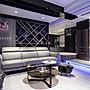 【歐雅系統家具】光與流線 時尚 客廳 吧台 ...