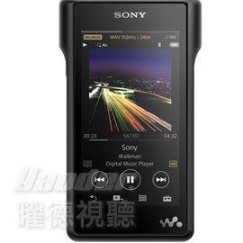 【曜德☆送耳擴盒】SONY NW-WM1A 頂級數位隨身聽128GB觸控螢幕持續33hr