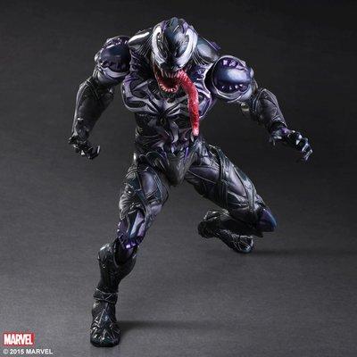 惠美玩品 歐美系列 PA改 公仔 1510 奇蹟宇宙 Venom 猛毒 毒蜘蛛 ver