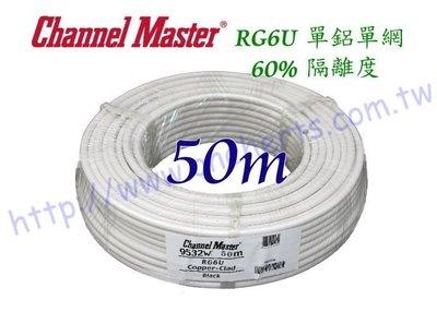 萬赫Channel-Master白色電...