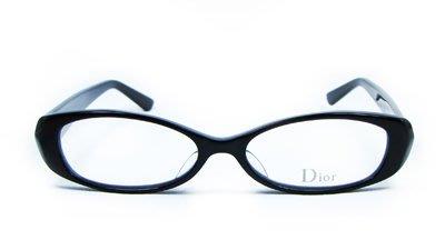 逢甲眼鏡 :  Dior鏡框,橢圓粗框,黑:CD7033J-B6V 台中市