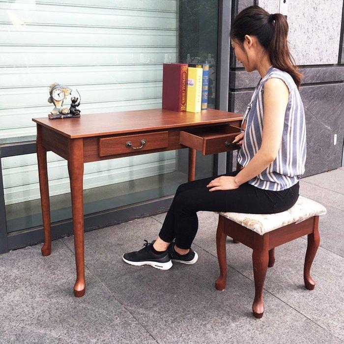 Blunt布朗書桌(歐風英式/北歐簡約二抽書桌/電腦桌化妝桌/美甲桌/美容桌/白色/ikea/寫字桌)